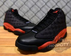 half off 205bf 1bd1a Air Jordan 13 Retro - Black True Red-White   Sole Collector Black And