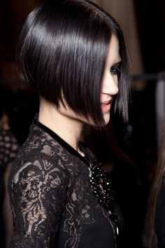 oncethingslookup:  Backstage at Andrew Gn Fall 2012 RTW