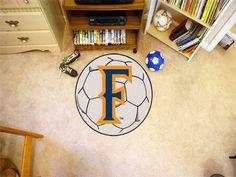 Cal State - Fullerton Soccer Ball