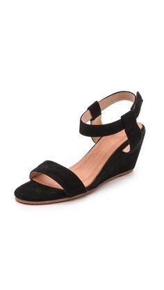 Madison Harding Sogo Low Wedge Sandals /