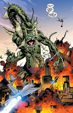 Stuart Immonen 2013: All-New X-Men #12 (Inks: Wade Von...