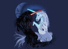 Jedi Unicorns