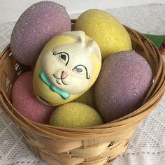 Is it an egg? Is it a bunny? It's both!