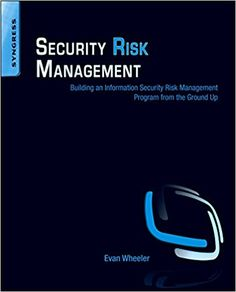 Best pdf introduction to management science with student cd and risk best pdf security risk management building an information security risk management program from the ground fandeluxe Gallery