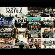 bastille of the night album