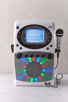 Karaoke Night CD+G Karaoke System
