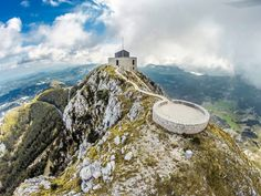 This mausoleum, atop one of the highest peaks in Lovćen National Park, was completed in 1974 to house the remains of Montenegrin poet, philosopher, and icon Petar II Petrović-Njegoš. Inside, visitors will find a 28-ton statue of Njegoš as well as his tomb; the site also has a 360-degree stone viewing circle from which you can see more than half of the entire country. (On clear days, you may even be able to spot Croatia and Albania.)