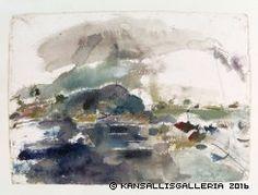 Kansallisgalleria - Taidekokoelmat - Wargh, Carl Viking