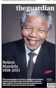 #Mandela, le dieci copertine