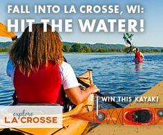 Fall into La Crosse, WI: Hit It!