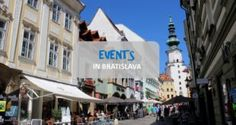 EVENTLAND: TOP EVENTS AND PLACES IN BRATISLAVA