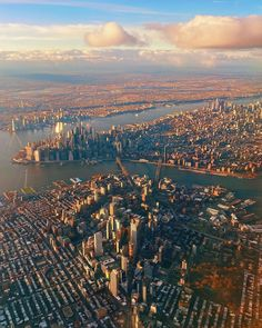 Brooklyn New York, Manhattan New York, America And Canada, North America, New York City Buildings, New York Wallpaper, City Layout, World Cities, World Photo