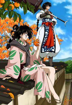 Bankotsu and Jakotsu