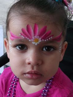 "Lovely Princess ""crown"" #FacePainting #AmazingFacePaintingbyLinda #FacePaintingJacksonvilleFL"