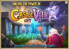 Best Source for Castleville Links.  Get Castleville Incentives, Rewards, and Gift Items like Energy, XP, Reputation, Diamonds, Iron Picks and Much Much More.  Great page for the daily Castle ville player.
