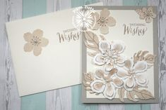 Image result for wedding card ideas stampin up