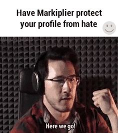 """I think I shcared him off"" this is from when he played FNaF 1 Pewdiepie, Markiplier Fnaf, Fnaf Gif, Smosh, Amazingphil, Funny Memes, Hilarious, Youtube Gamer, Bubbline"