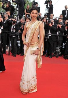 Deepika Padukone at the 63rd Annual Cannes International Film Festival