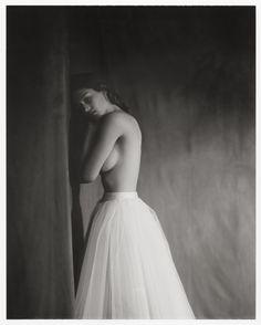 Untitled, photographie de Jan Scholz. deardorff 8x10. Polaroid 8x10.