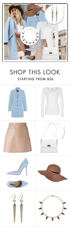 """""""SHOP - Pearl Collective - Necklace & Earrings"""" by pearlcollective ❤ liked on Polyvore featuring moda, Gerry Weber, G-Star, MSGM, Chanel, Norma J.Baker ve River Island"""
