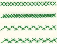 viking stitches - http://www.embroiderysuccess-strips.com/examples.html