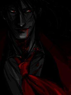 Vampire by kaoring