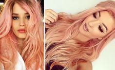 Leia tudo sobre o Blorange Hair no Vício de Menina e veja muitas fotos para se inspirar!