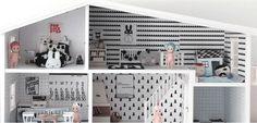 Casinha de Boneca – inspirações para brincar e decorar