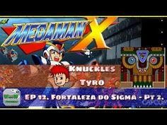 Mega Man X - Fortaleza do Sigma - Parte 2