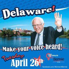 #FeelTheBern #BernieSanders #VoteBernie #Bernie2k16 #VoterFraud #caucus #VoterInfo #BernieRally #Vote #PennsylvaniaForBernie #PennsylvaniaCaucus #PennsylvaniaPrimary #MarylandPrimary #MarylandCaucus #MarylandForBernie #Maryland #DelawarePrimary #DelawareCaucus #DelawareForBernie #Delaware #VoterSuppression #ConnecticutPrimary #ConnecticutCaucus #ConnecticutForBernie #Connecticut #RhodeIslandPrimary #RhodeIslandCaucus #RhodeIslandForBernie #RhodeIsland #WomenForBernie #LatinosForBernie…