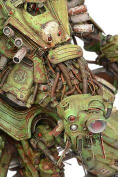 Fantasy Model, Sci Fi Models, Sci Fi Armor, Warhammer Models, Mechanical Design, Gundam Model, Art Model, Dieselpunk, Plastic Models