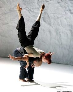 Scene4 Magazine: Sylvie Guillem and Akram Khan in Berkeley | Renate Stendhal