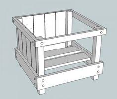 How to Build a Planter Box, DIY Planter Box, Planter Box Plans