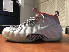 52a57c25add Extra Off Coupon So Cheap Nike Air Foamposite Pro Yeezy Platinum Wolf Grey  Glow Solar Sz