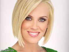 SeasonalColorAnalysis: clear spring celebrities Jenny McCarthy
