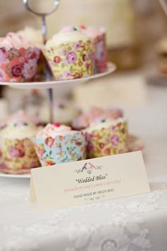 Cakes for a vintage English afternoon tea