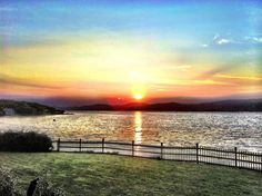 Sunset in Kenmare, Co Kerry