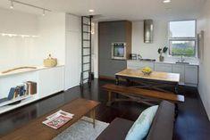 Beste afbeeldingen van kleine appartementen mezzanine home