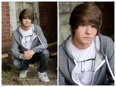 For Hannah and Buffy!-Senior Pictures for boy (posing) (thanks mom!)