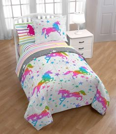 26 best unicorn bed sets images unicorn rooms unicorn bedroom rh pinterest com