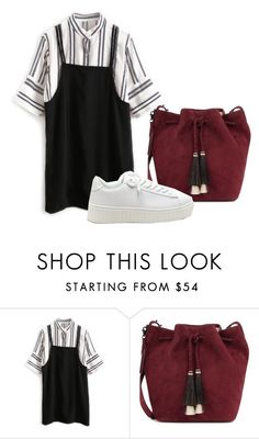 """""""Untitled #1135"""" by zoemyint ❤ liked on Polyvore featuring Loeffler Randall"""