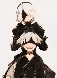 NieR: Automata's photos