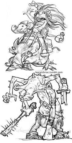Le grand vrac !: Des dessins. - Ani