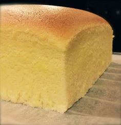 Durian Cotton Cheesecake
