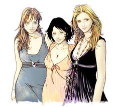 The Cullens Girls - BDspoilers by nami64.deviantart.com on @deviantART