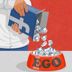 22 Satirical Illustrations That Show How We've Become Addicted to Technology Art And Illustration, Satirical Illustrations, Illustrations Posters, Animal Illustrations, Painting & Drawing, Pictures With Deep Meaning, Sarcastic Pictures, Illustrator, Social Media Art