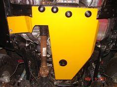 $390. Rock Hard Jeep JK Wrangler Oil Pan, Transmission & Dual Catalytic Converter Skid Plate