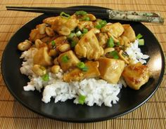 For the Love of Cooking » Kung Pao Chicken