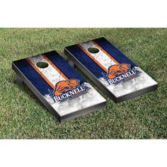 Victory Tailgate Bucknell Bison Cornhole Game Set - 17493