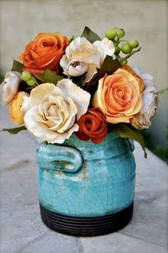 Lovely arrangement…
